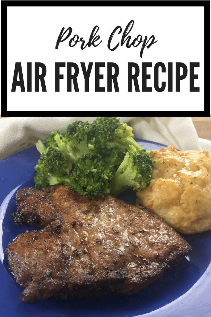 Air Fryer Pork Chops  Best 25 Air fryer recipes pork chops ideas on Pinterest
