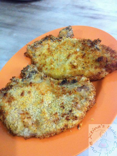 Air Fryer Pork Chops  Air fried Pork Chop Air Fryer meals Pinterest