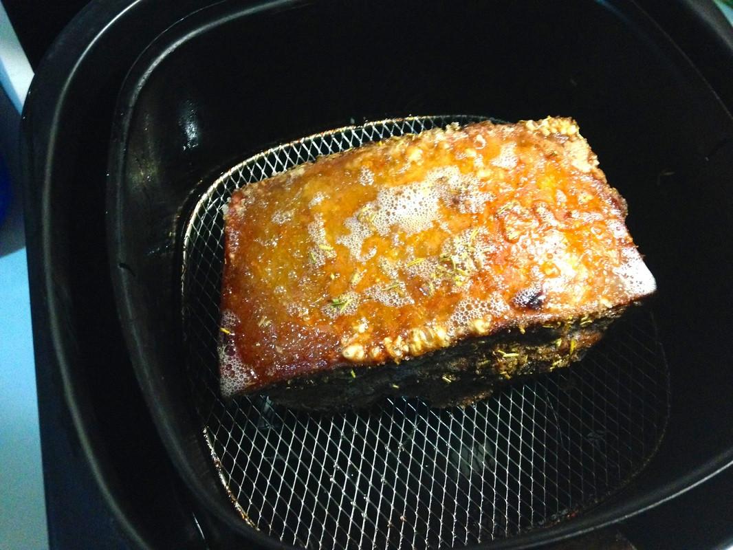 Air Fryer Pork Tenderloin  Category Air Fryer Mind Blown Stomach Blown