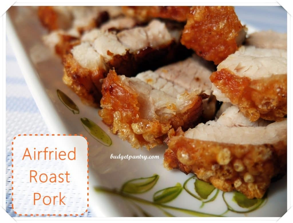 Air Fryer Pork Tenderloin  roast pork in philips airfryer Archives