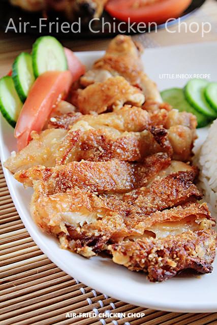 Air Fryer Recipes Fried Chicken  Little Inbox Recipe Eating Pleasure Air Fried Chicken