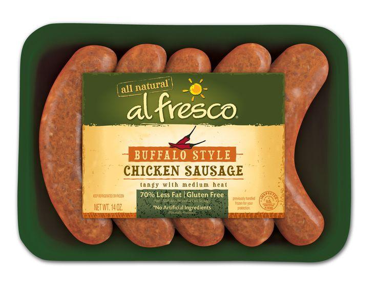 Al Fresco Chicken Sausage  36 best al fresco Flavors images on Pinterest