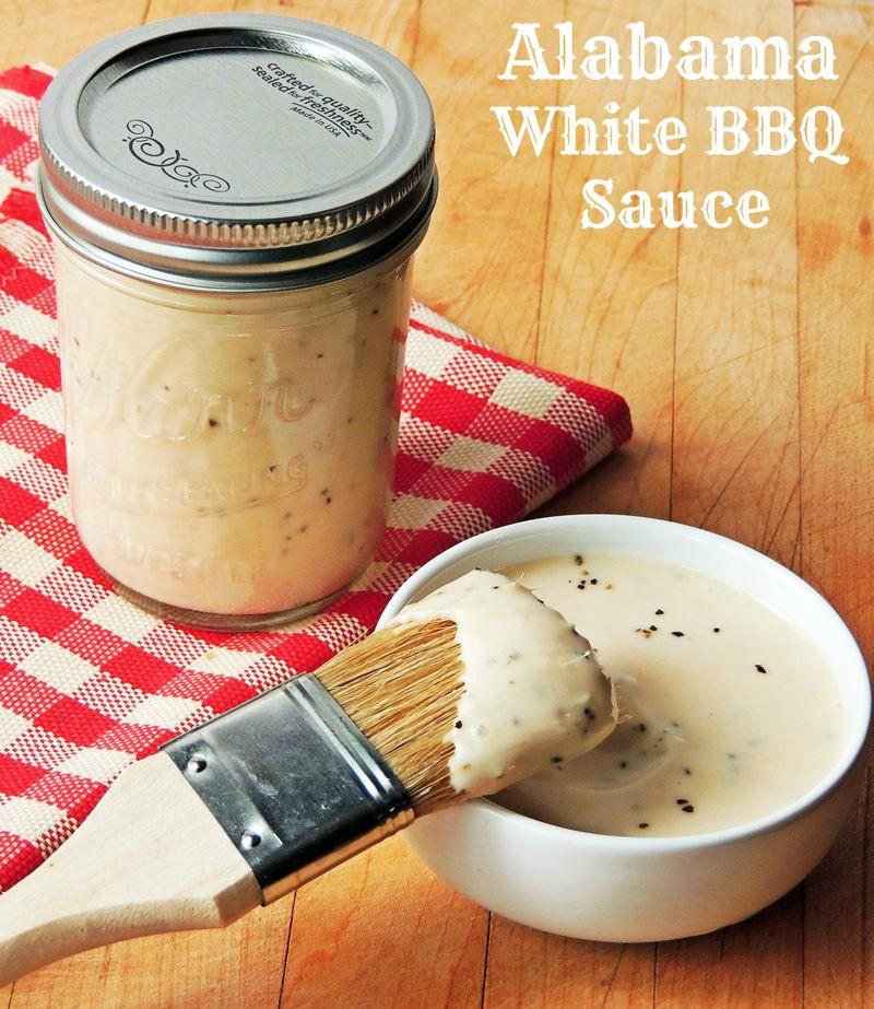 Alabama Bbq Sauce  Alabama White BBQ Sauce