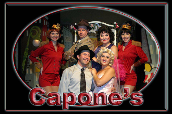 Alcapone Dinner Show  Capone's Dinner & Show Al s Blog Advice You Can t Refuse