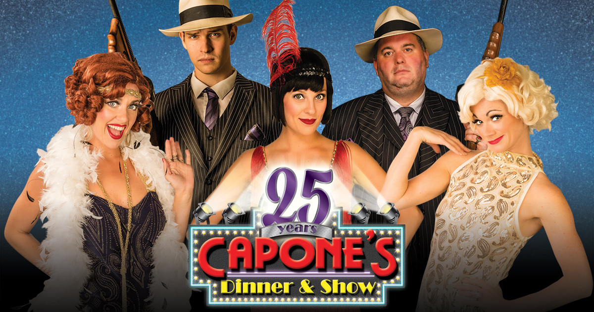 Alcapone Dinner Show  Orlando Dinner Show Capone s Dinner Show Kissimmee