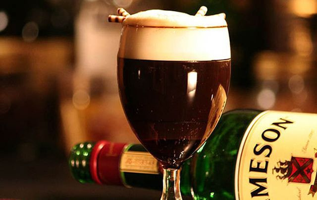 Alcoholic Coffee Drinks  Ireland s top ten drinks of choice