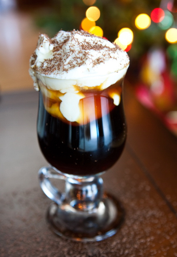 Alcoholic Coffee Drinks  New Year Coffee Cocktail – Happy Christmas & Holiday Party