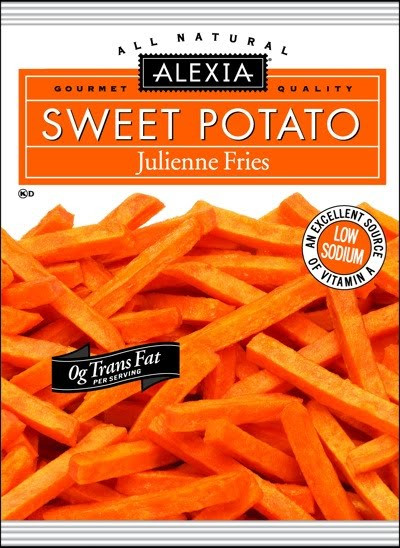 Alexia Sweet Potato Fries  Spend Freely $1 00 f Any Alexia Product
