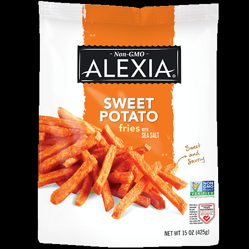 Alexia Sweet Potato Fries  Sweet Potato Fries Sea Salt Alexia Foods