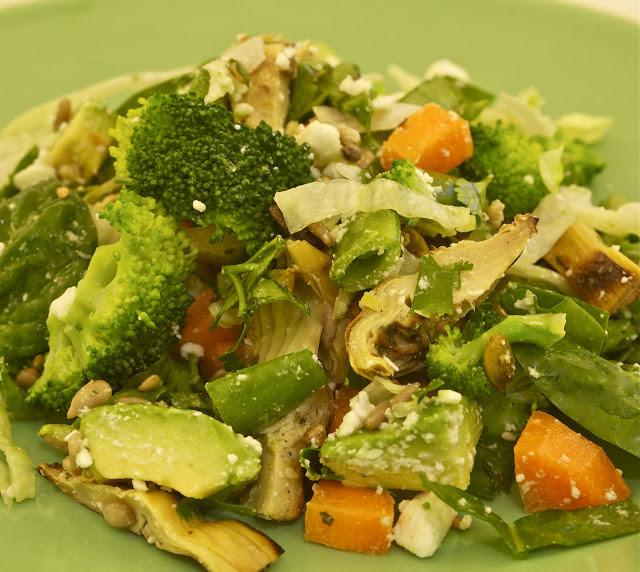 Alkaline Dinner Recipes  Alkaline Foods a healthier life Lunch Dinner Hearty Salads