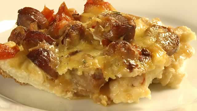 All Recipes Breakfast Casserole  How to Make Breakfast Casseroles Video Allrecipes