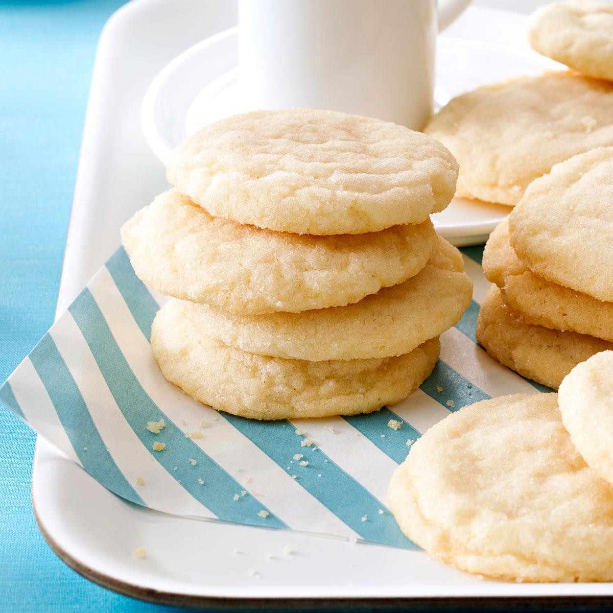 All Recipes Sugar Cookies  Sugar Cookies Recipe