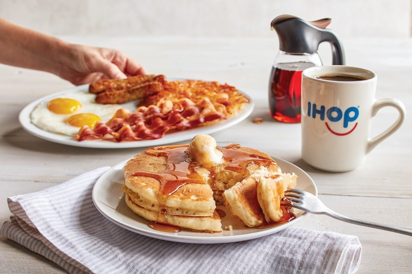 All You Can Eat Pancakes  IHOP Is Doing All You Can Eat Pancakes At Its CHEAPEST