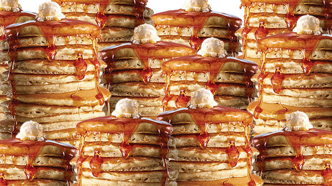 All You Can Eat Pancakes  IHOP fers All You Can Eat Pancakes To Start 2017 Chew Boom