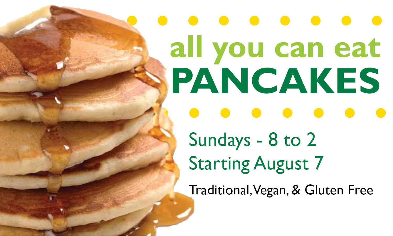 All You Can Eat Pancakes  All You Can Eat Pancakes – Durham Co op Market