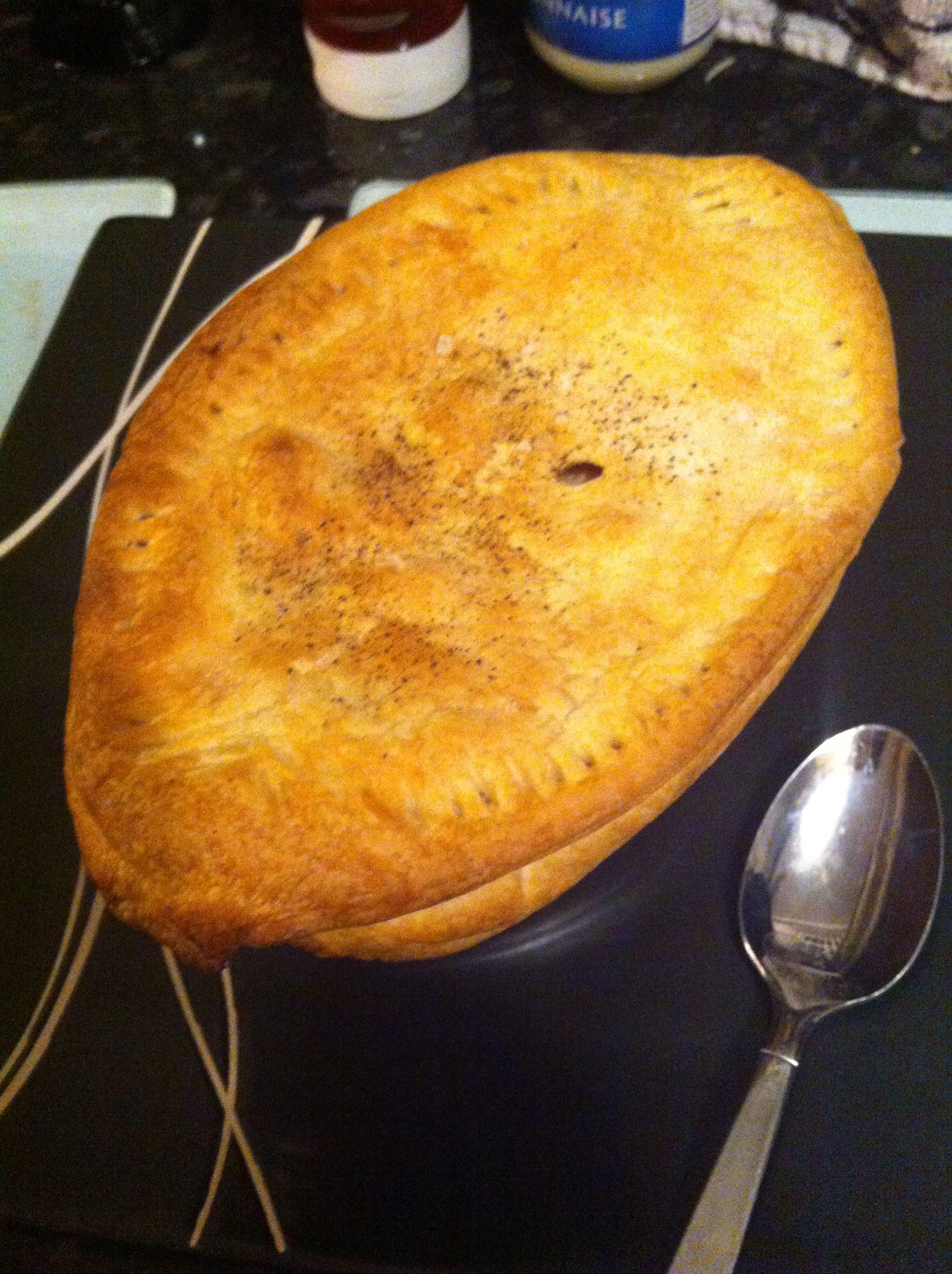 Allrecipes Chicken Pot Pie  Emma s chicken and mushroom pot pie recipe All recipes UK