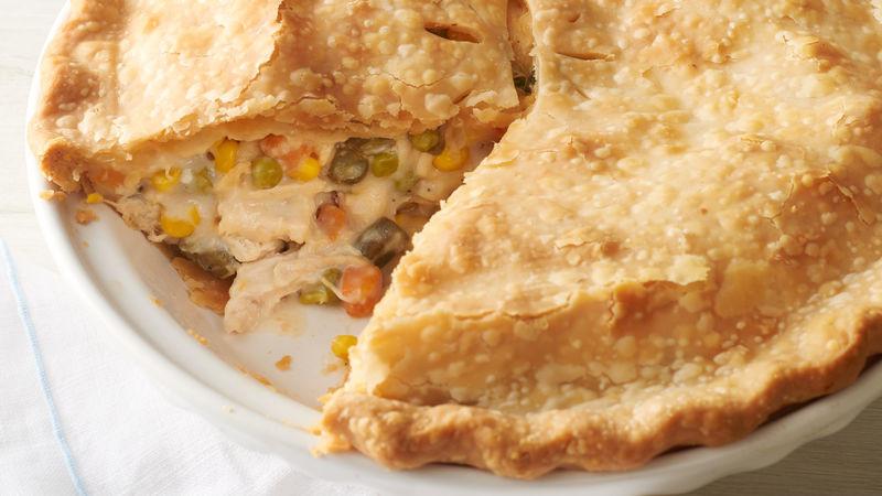 Allrecipes Chicken Pot Pie  Classic Chicken Pot Pie Recipe Pillsbury