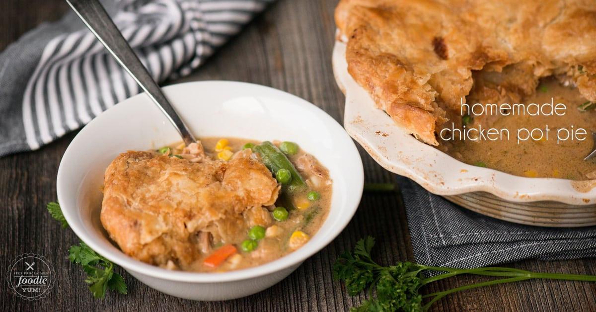 Allrecipes Chicken Pot Pie  Homemade Chicken Pot Pie
