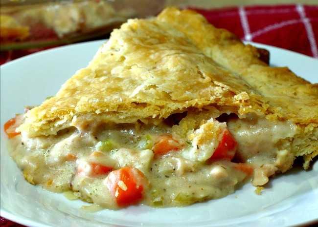 Allrecipes Chicken Pot Pie  Homemade Pot Pies