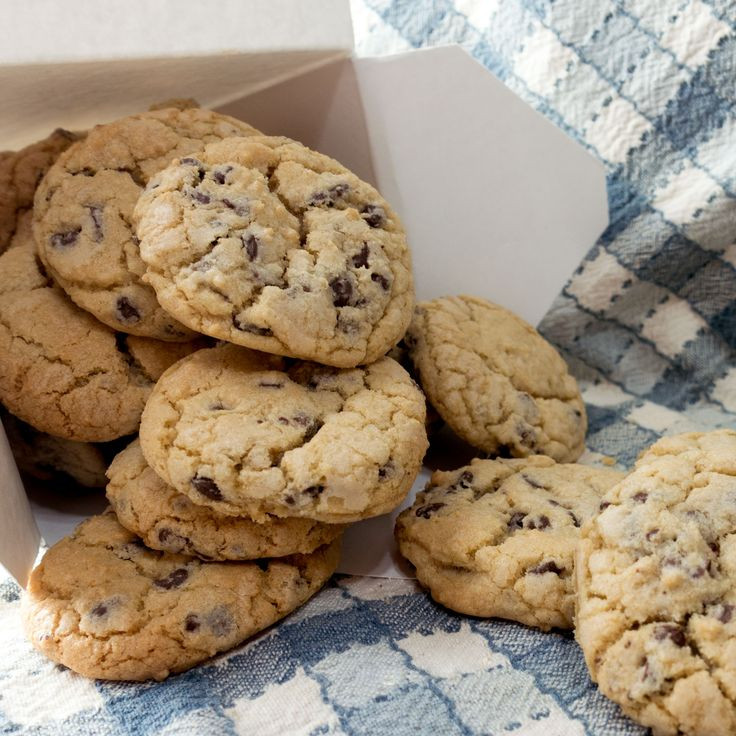 Allrecipes Chocolate Chip Cookies  68 best images about Biscuits & Cookies on Pinterest