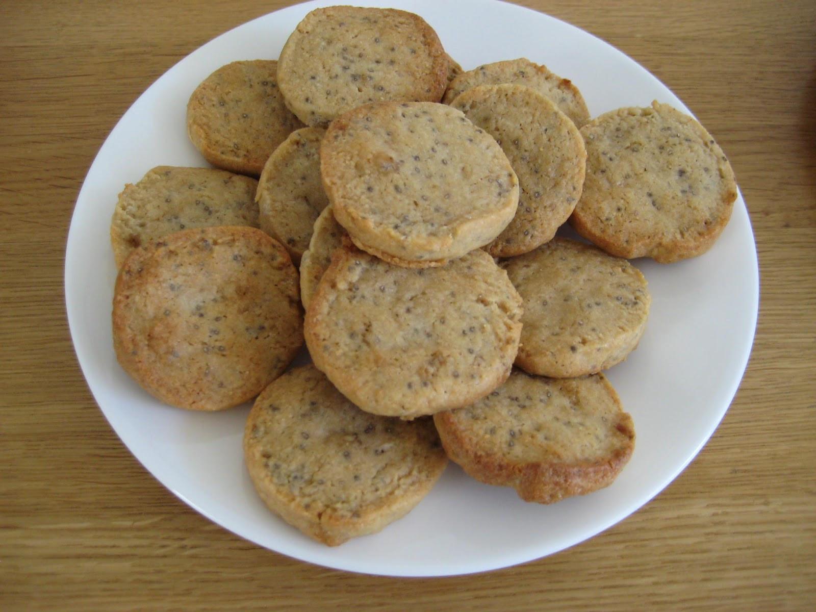 Almond Cookies Recipe  The FODMAP Foo FODMAP Diet Almond Cookie Recipe