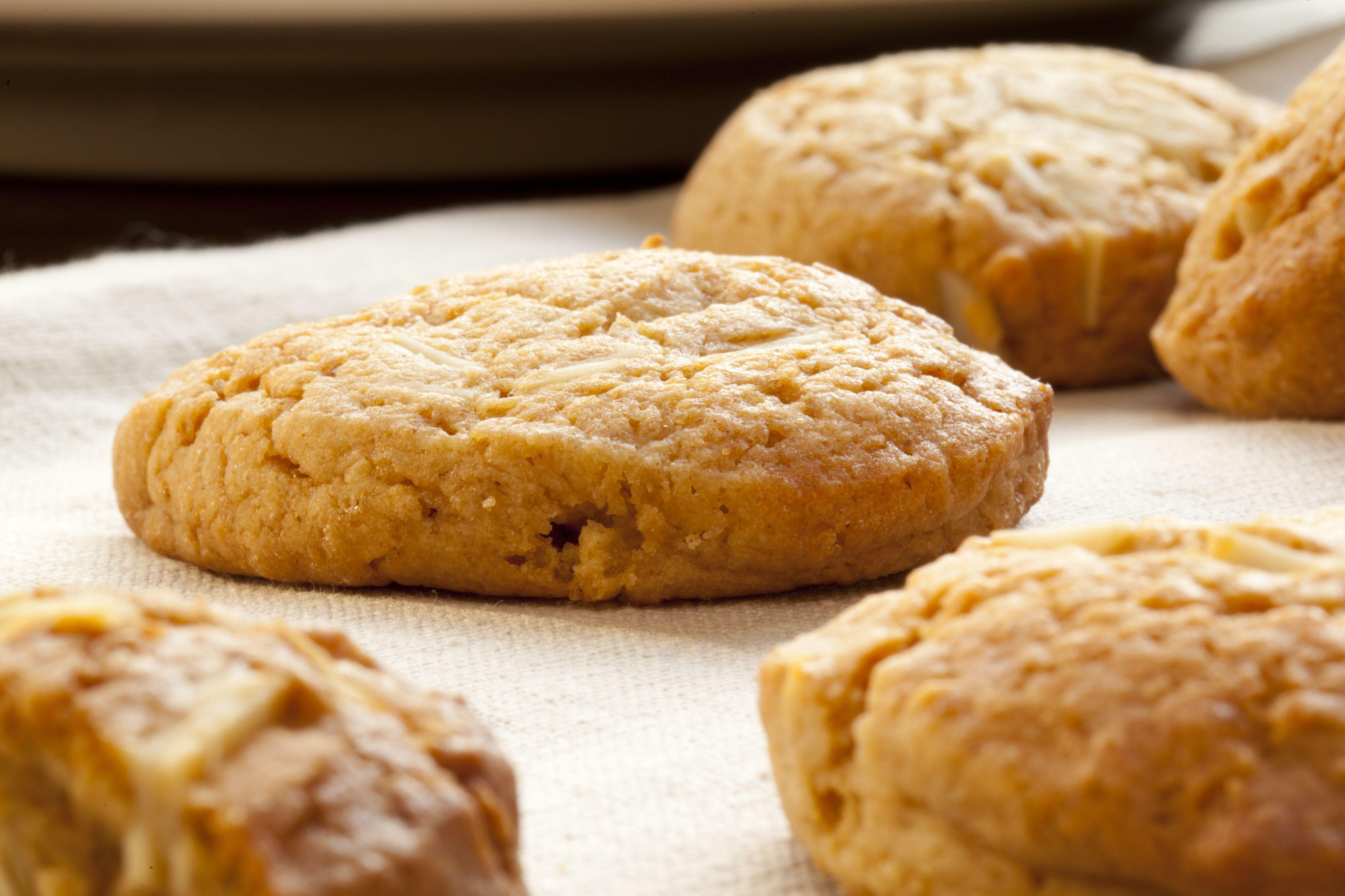 Almond Cookies Recipe  Almond Cookies Recipe — Dishmaps
