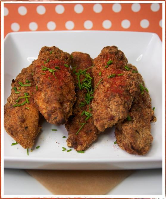 Almond Flour Chicken Tenders  Almond Breaded Chicken