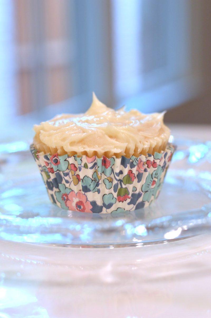 Almond Flour Cupcakes  Homemade Almond Flour Cupcakes