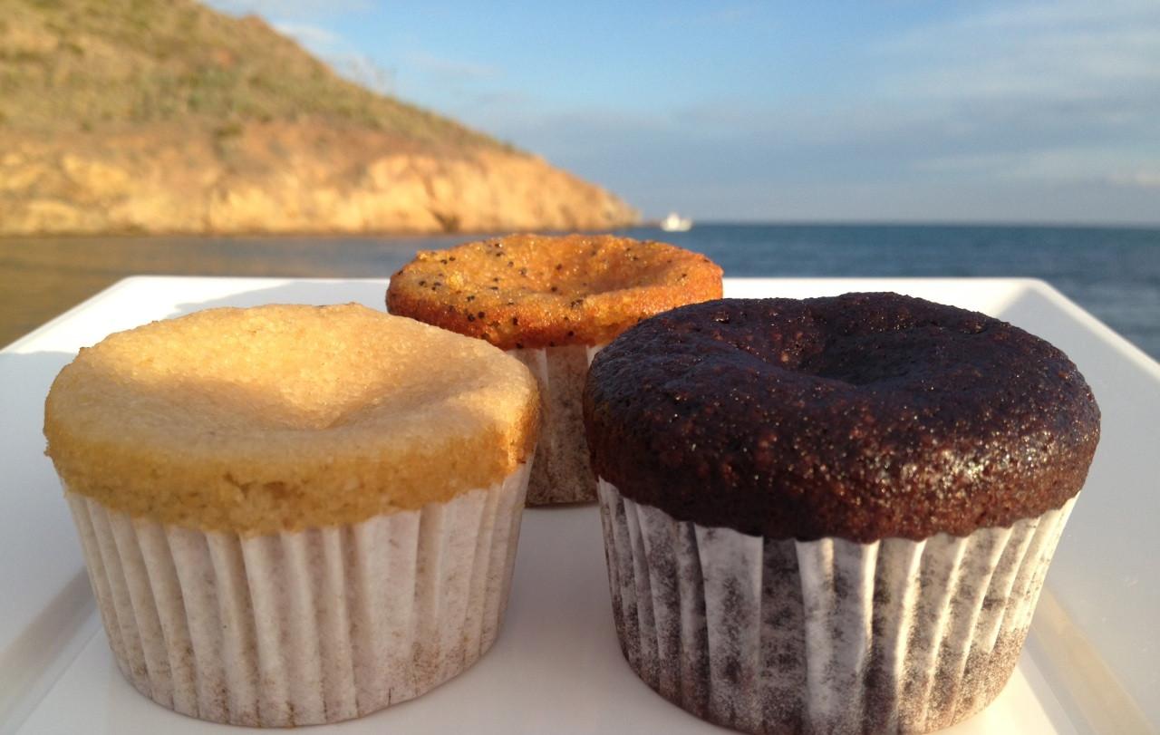 Almond Flour Cupcakes  Almond Flour Cupcakes x 3 ways Vanilla Chocolate