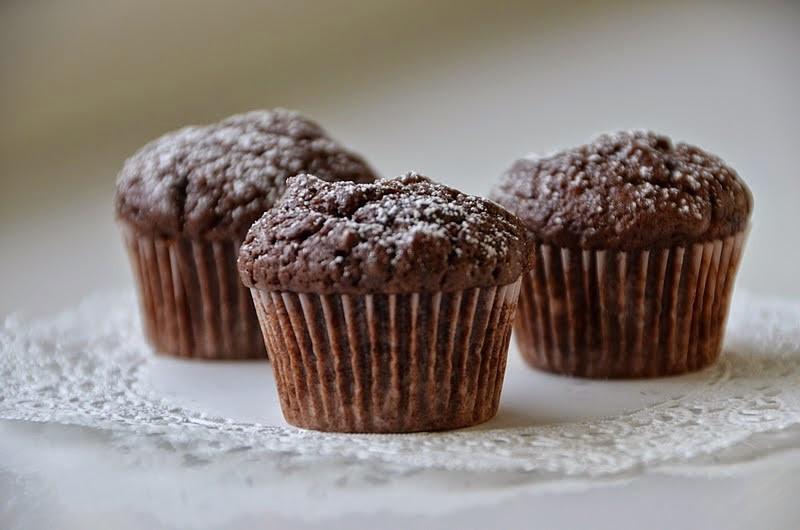 Almond Flour Cupcakes  Almond Flour Chocolate Chia Cupcakes