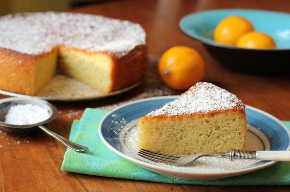 Almond Flour Dessert Recipes  Luscious Lemon Almond Flour and Olive Oil Cake Recipe on