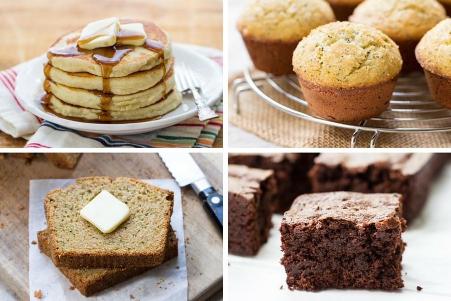 Almond Flour Dessert Recipes  almond meal recipes dessert