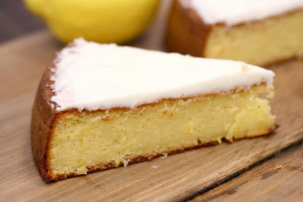Almond Flour Dessert Recipes  Almond Flour Lemon Cake Recipe