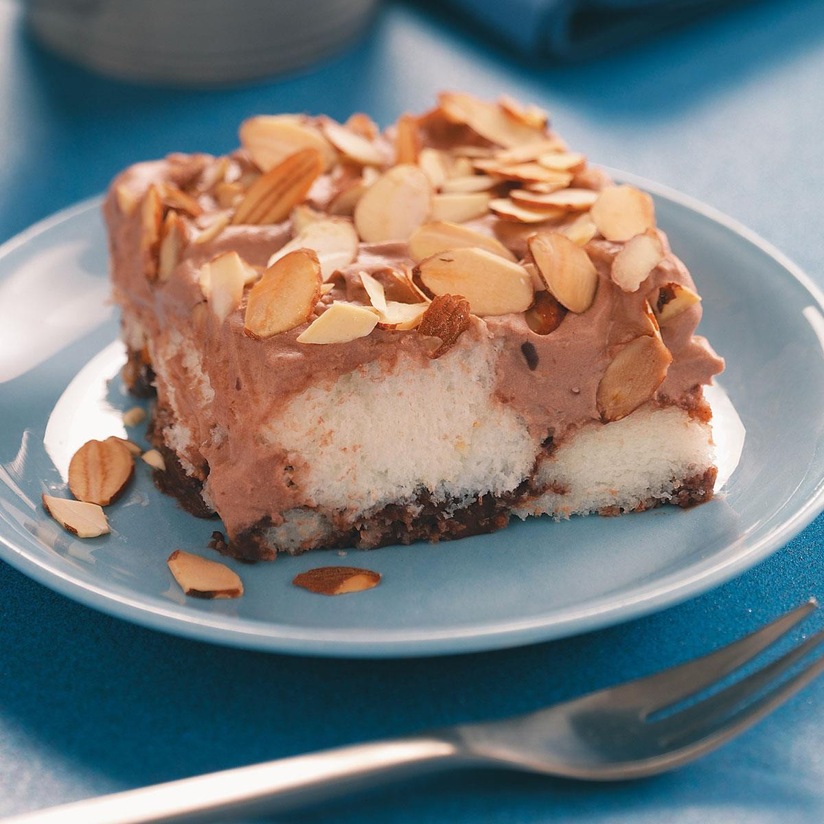 Almond Flour Desserts  Chocolate Almond Dessert Recipe