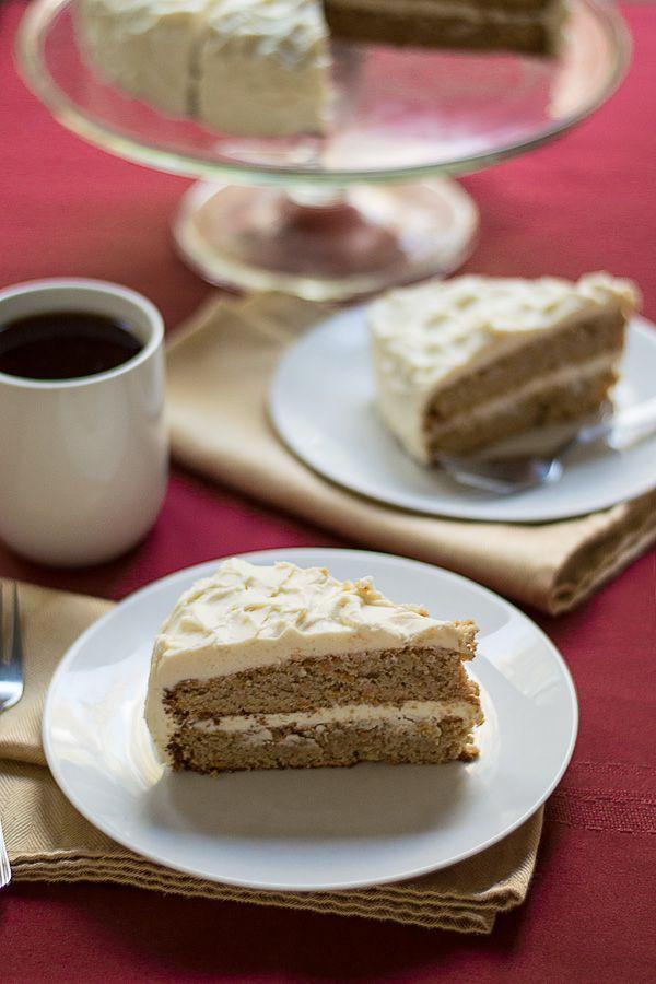 Almond Flour Desserts  Almond Flour Low Carb Carrot Cake