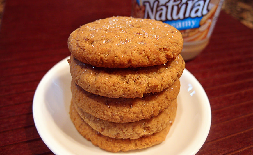 Almond Flour Peanut Butter Cookies  low carb peanut butter cookies almond flour