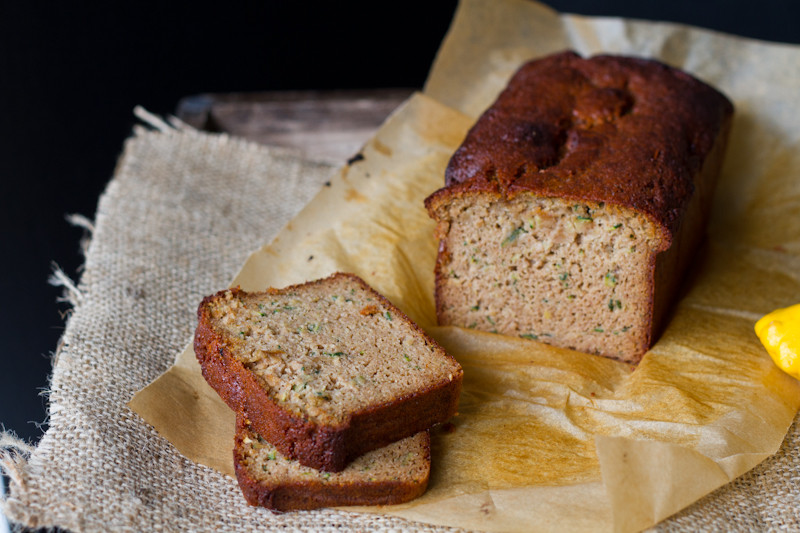 Almond Flour Zucchini Bread  Zucchini Bread almond flour – fy Belly