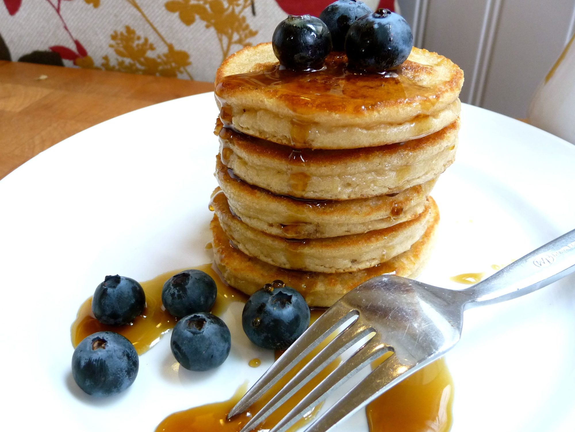 Almond Meal Pancakes  Fluffy Little Almond Flour Pancakes GF DF Option The