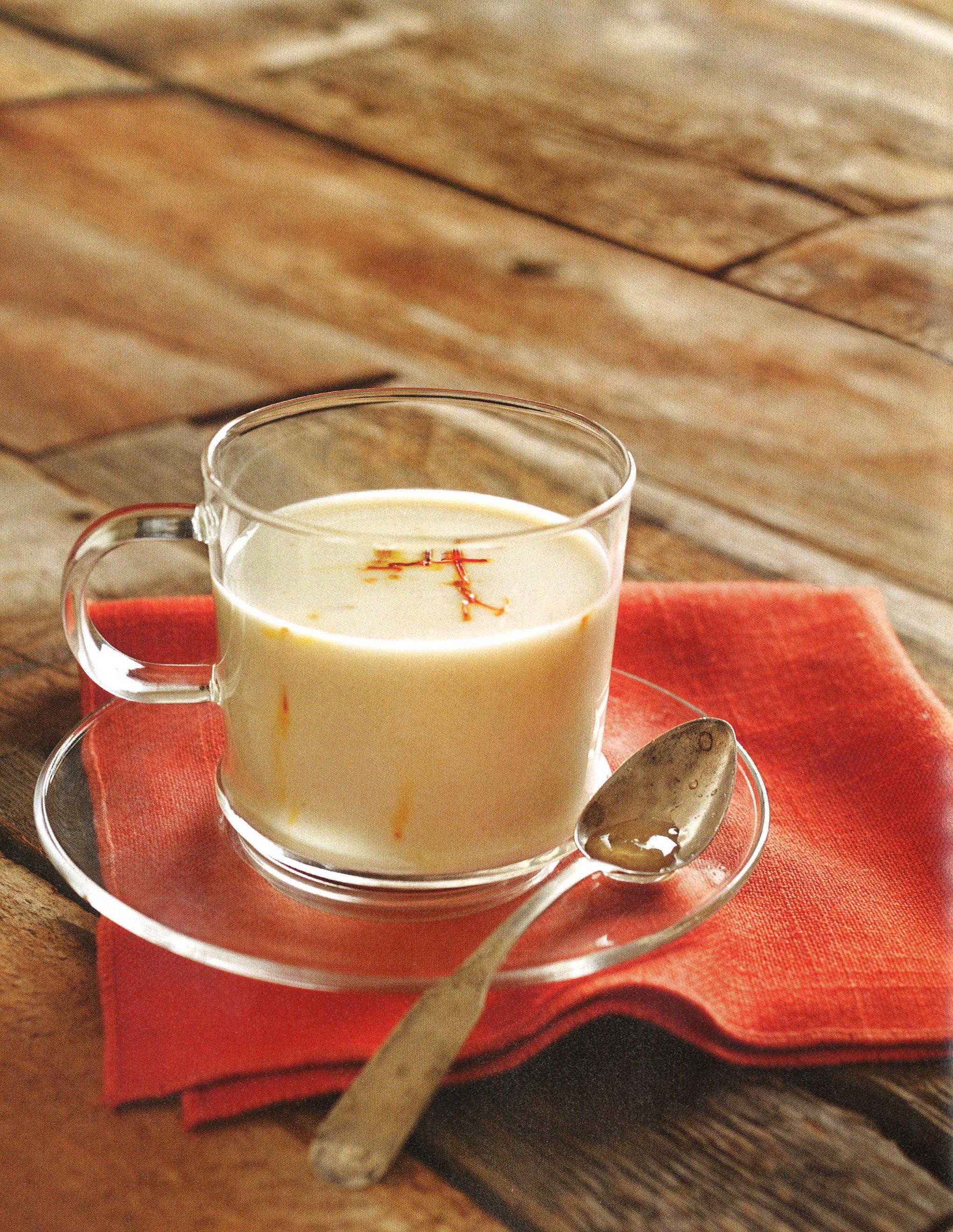 Almond Milk Dessert  Almond Milk Dessert Drink Recipe