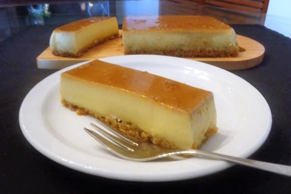 Almond Milk Dessert  Almond Milk Pudding Cake Recipe Go Dairy Free