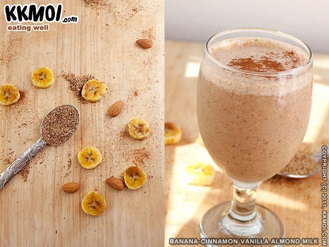 Almond Milk Smoothie Recipes  almond milk smoothie recipes