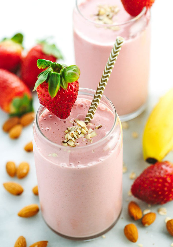 Almond Milk Smoothie Recipes  Top 10 Almond Milk Smoothies for Weight Loss