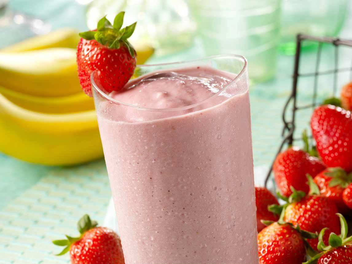 Almond Milk Smoothies  Strawberry Banana & Almond Milk Smoothie Best Herbal Health