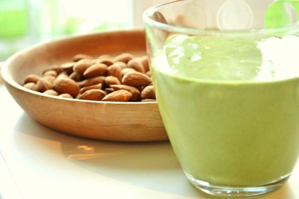 Almond Milk Smoothies  Almond Milk Smoothie For Smoother Skin