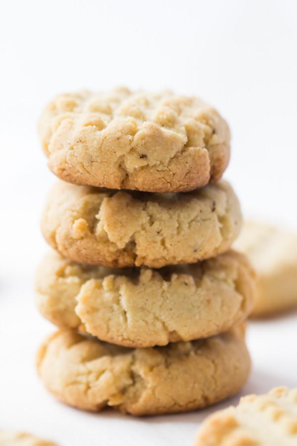 Almond Shortbread Cookies  Almond Flour Shortbread Cookies Flourish King Arthur Flour