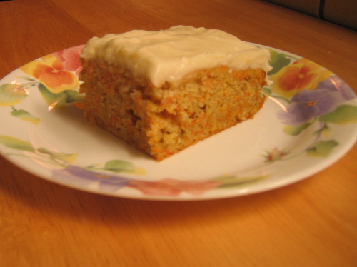 Alton Brown Carrot Cake  Rookie Cookery Carrot Cake Recipe