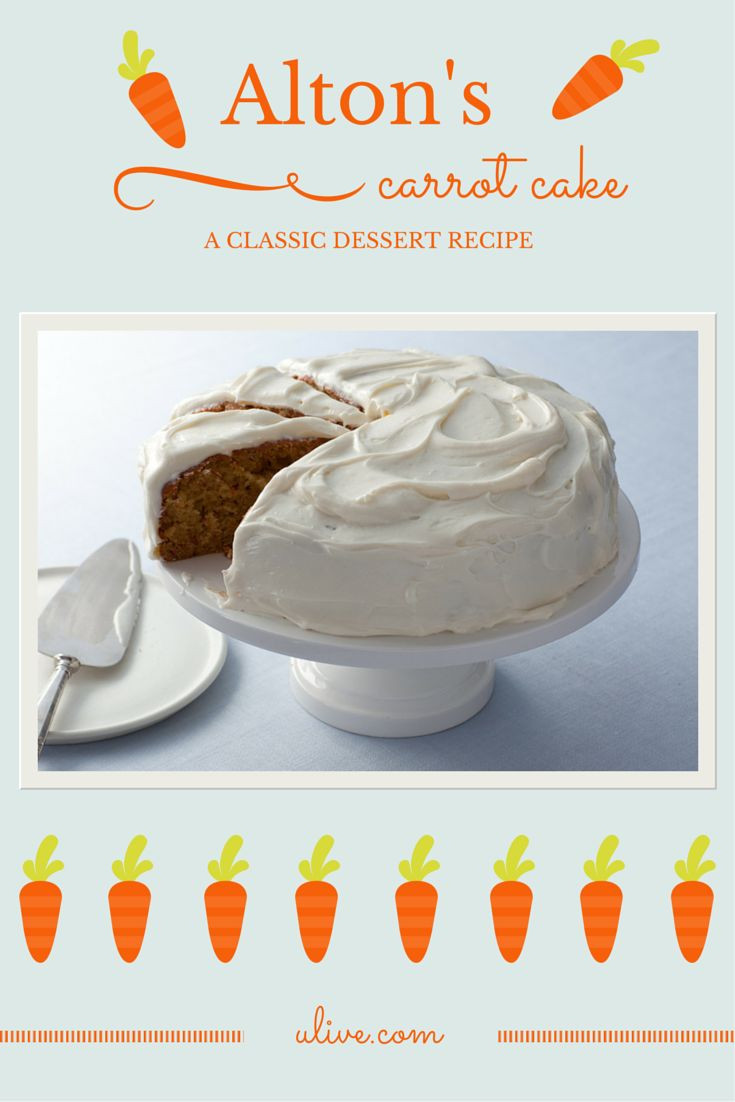 Alton Brown Carrot Cake  66 best Mouth Watering Desserts images on Pinterest