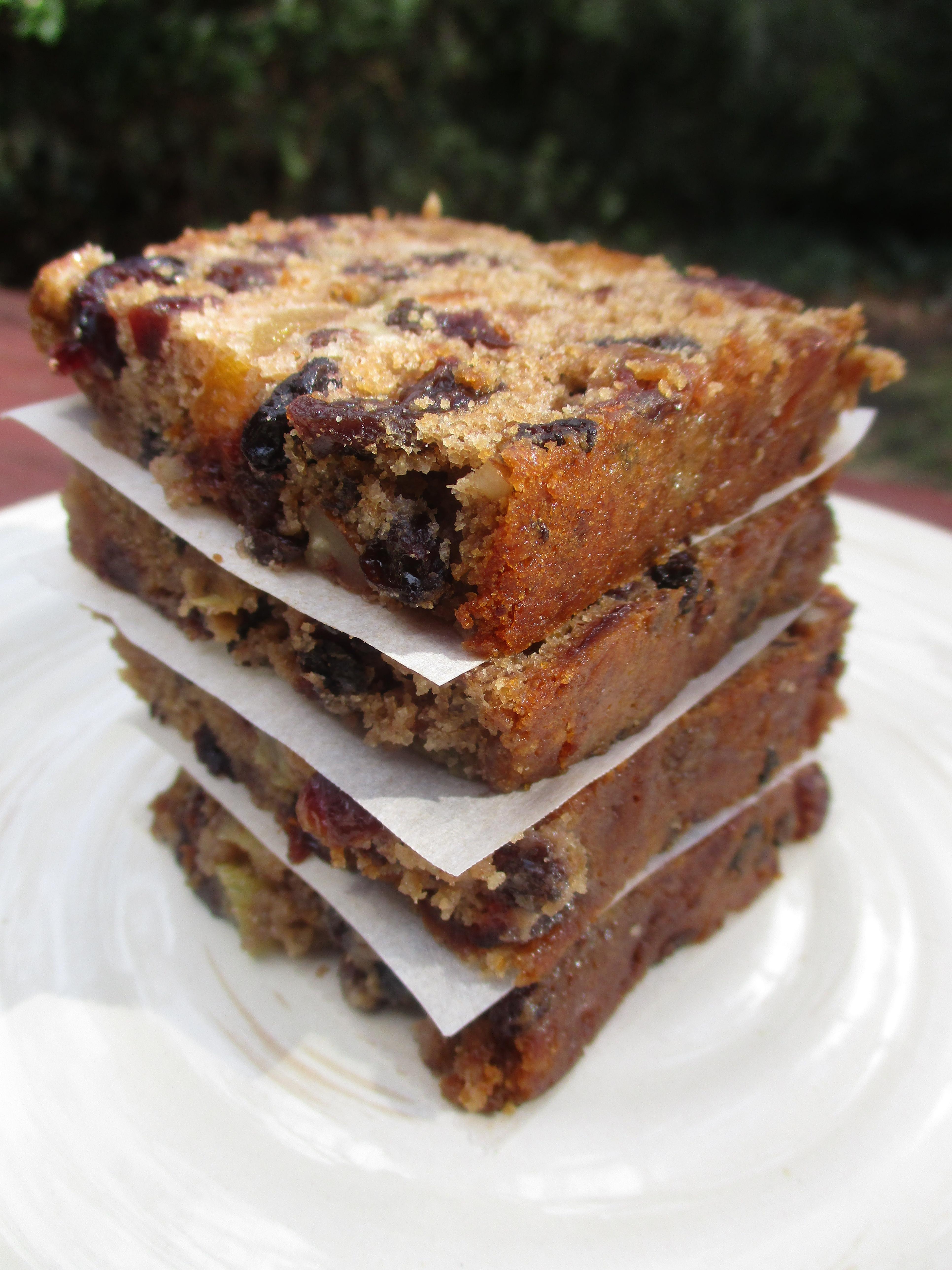 """Alton Brown Fruitcake  Fruitcake A Tasting And Review """"Alton Brown s Free"""