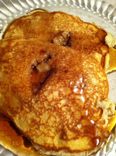 Alton Brown Pancakes  Testing Trendy 1 2 3 Alton Brown instant pancakes