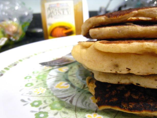 Alton Brown Pancakes  Alton Browns Fluffy Whole Wheat Pancakes Recipe Food
